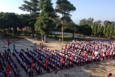 Lễ khai giảng năm học 2017-2018